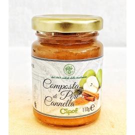 Composta di Pere e Cannella Cipof - 110g