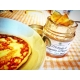 Mostarda di Anguria Bianca - vasetto in vetro 230 g - tosella con anguria bianca
