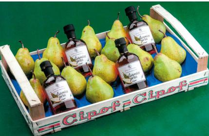 Il balsamico pera, solo dalla frutta migliore