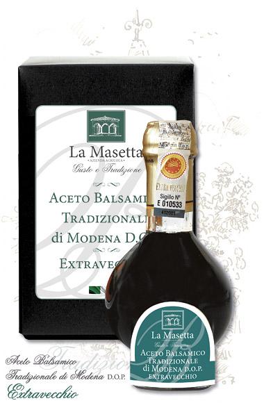 Balsamico tradizionale extravecchio La Masetta